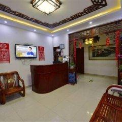 Отель Zhouzhuang Wangjiangting Hostel Китай, Сучжоу - отзывы, цены и фото номеров - забронировать отель Zhouzhuang Wangjiangting Hostel онлайн интерьер отеля фото 2