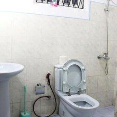 Отель The Rosevilla Bungalow ванная