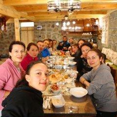Hozboncuk Dag Evi Турция, Чамлыхемшин - отзывы, цены и фото номеров - забронировать отель Hozboncuk Dag Evi онлайн питание фото 3