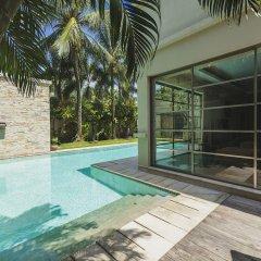 Отель Richmond Villa Bangtao бассейн