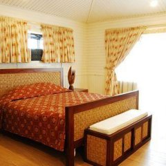 Отель Obudu Mountain Resort комната для гостей фото 4