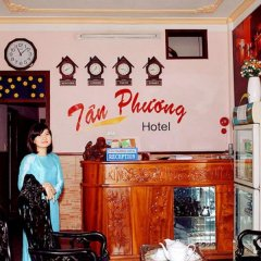 Отель Tan Phuong Hotel Вьетнам, Хойан - отзывы, цены и фото номеров - забронировать отель Tan Phuong Hotel онлайн интерьер отеля
