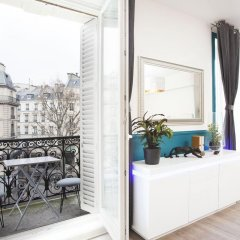 Отель My Stay Paris - Le Marais балкон