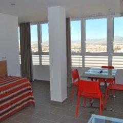Отель Estudiotel Alicante балкон