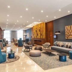 Отель Hilton Garden Inn Dubai Al Jadaf Culture Village интерьер отеля фото 2