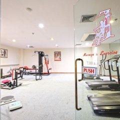 The Royal City Hotel фитнесс-зал фото 2