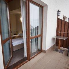 Гостиница Graal resort балкон