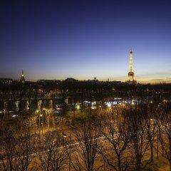 Отель и Спа Le Damantin Париж приотельная территория