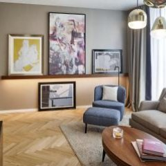 Отель Andaz Vienna Am Belvedere Австрия, Вена - отзывы, цены и фото номеров - забронировать отель Andaz Vienna Am Belvedere онлайн интерьер отеля фото 3