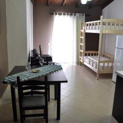 Отель Villa Qendra Албания, Ксамил - отзывы, цены и фото номеров - забронировать отель Villa Qendra онлайн комната для гостей