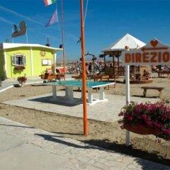 Отель Marilena Италия, Римини - отзывы, цены и фото номеров - забронировать отель Marilena онлайн пляж