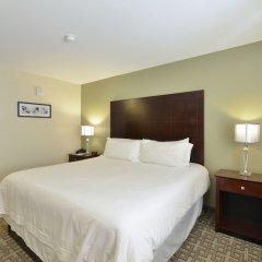 Отель HolmeSuites Columbus Airport/DLA США, Колумбус - отзывы, цены и фото номеров - забронировать отель HolmeSuites Columbus Airport/DLA онлайн комната для гостей фото 4