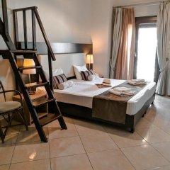 Meliton Inn Hotel & Suites Ситония комната для гостей фото 4