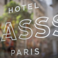 Отель Hôtel Basss интерьер отеля