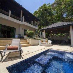 Отель Villa Ploi Attitaya бассейн фото 2