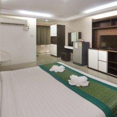 Отель Sultan Royal Bombay комната для гостей фото 2