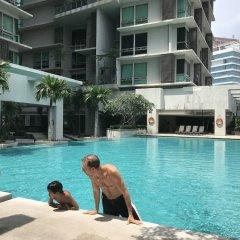 Отель Queens Service Suite at Swiss Garden residence Малайзия, Куала-Лумпур - отзывы, цены и фото номеров - забронировать отель Queens Service Suite at Swiss Garden residence онлайн бассейн фото 2