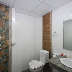 Отель Patong Budget Rooms ванная
