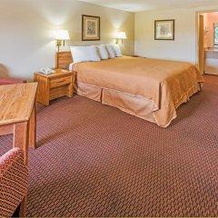 Отель Travelodge Columbus Колумбус комната для гостей фото 4