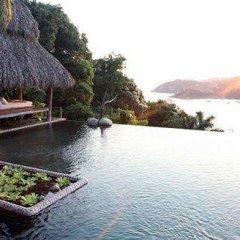 Отель Casa Cuitlateca Мексика, Сиуатанехо - отзывы, цены и фото номеров - забронировать отель Casa Cuitlateca онлайн бассейн