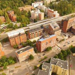 Отель Hiisi Homes Helsinki Haaga Финляндия, Хельсинки - отзывы, цены и фото номеров - забронировать отель Hiisi Homes Helsinki Haaga онлайн развлечения