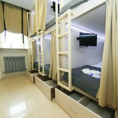 Kupe Capsule Hotel & Hostel комната для гостей фото 4