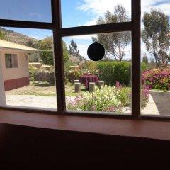 Отель Casa Inti Lodge комната для гостей фото 3