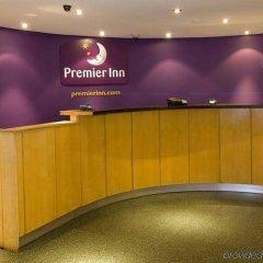 Отель Premier Inn Brighton City Centre Брайтон интерьер отеля