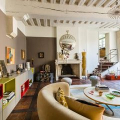 Отель Veeve Beautiful Loft on Rue Quincampoix Париж питание