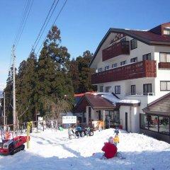 Hotel Schon Wald Хакуба спортивное сооружение