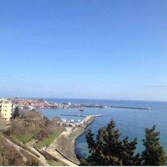 Апартаменты Black Sea Panorama Beach Apartments пляж