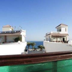 Elaria Hotel Hurgada бассейн
