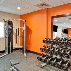 Отель Home2 Suites by Hilton Meridian фитнесс-зал