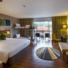 Отель Novotel Phuket Karon Beach Resort and Spa фото 12