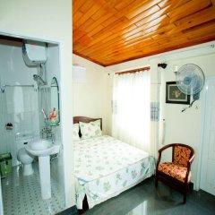 Lan Rung Dalat Hotel Далат сейф в номере