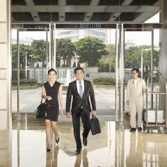 Hotel Nikko Saigon спортивное сооружение