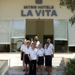 Mitsis La Vita Beach Hotel фото 7