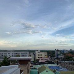 Отель The Seens Hotel Таиланд, Краби - отзывы, цены и фото номеров - забронировать отель The Seens Hotel онлайн балкон