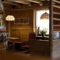 Отель Meublé Della Nouva Грессан гостиничный бар