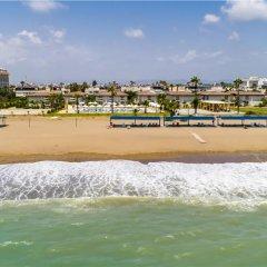 Отель Crystal Boutique Beach +16 Богазкент пляж фото 2