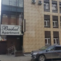Hotel Baikal парковка