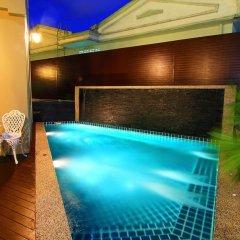 Отель Cool Residence Таиланд, Пхукет - отзывы, цены и фото номеров - забронировать отель Cool Residence онлайн бассейн фото 3