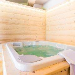 Отель Tatrytop Rezydencja Gaudi Spa Косцелиско бассейн