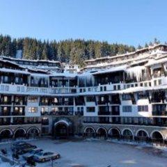 Отель Grand Monastery Aparthotel Болгария, Пампорово - отзывы, цены и фото номеров - забронировать отель Grand Monastery Aparthotel онлайн парковка
