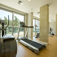 Monte Gordo Hotel Apartamentos & Spa фитнесс-зал фото 3