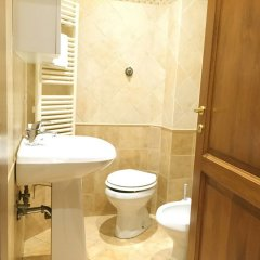 Отель Via Della Cernaia ванная