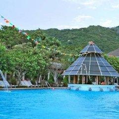 Отель Long Hai Beach Resort бассейн фото 3
