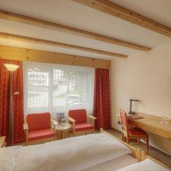 Отель Sunstar Hotel Davos Швейцария, Давос - отзывы, цены и фото номеров - забронировать отель Sunstar Hotel Davos онлайн комната для гостей фото 5