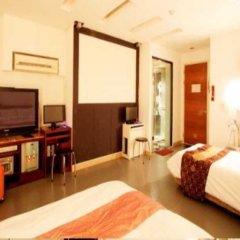 Отель Noo Noo Hotel Jongno Южная Корея, Сеул - отзывы, цены и фото номеров - забронировать отель Noo Noo Hotel Jongno онлайн комната для гостей фото 3