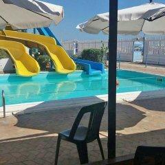 Отель Holiday park Home Агридженто бассейн фото 3